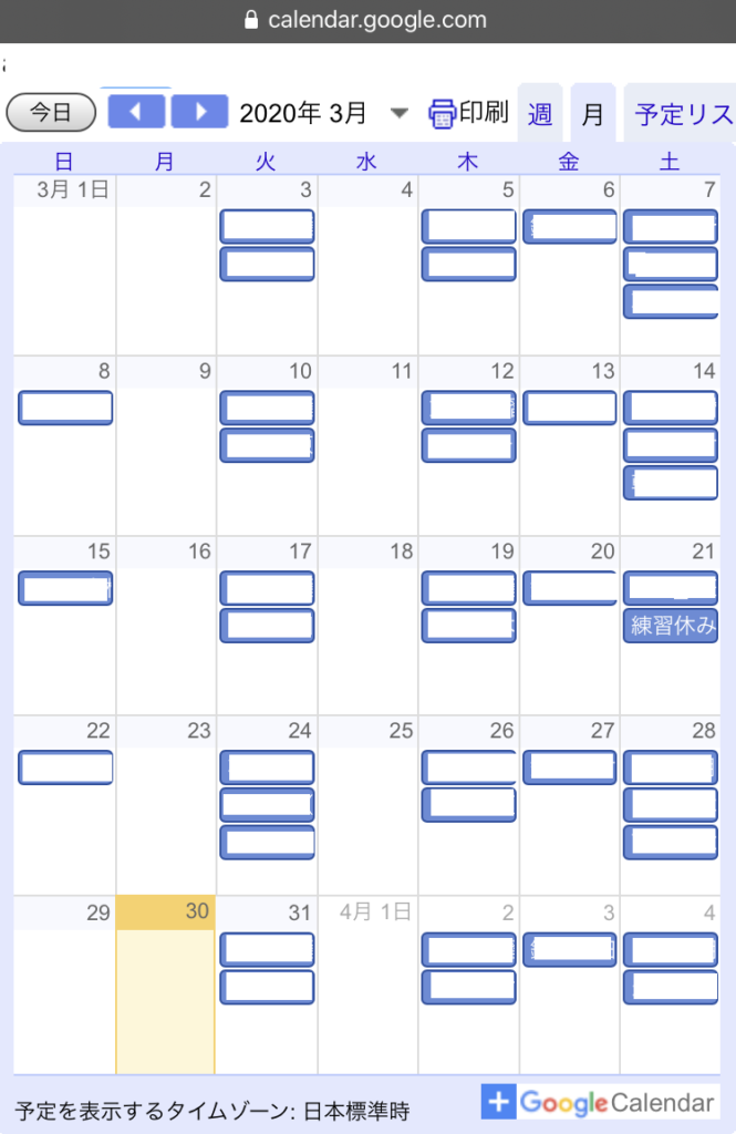 google_calendar_public_mobile