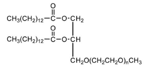 1,2-Dimyristoyl-rac-glycero-3-methoxypolyetylene glycol 2000